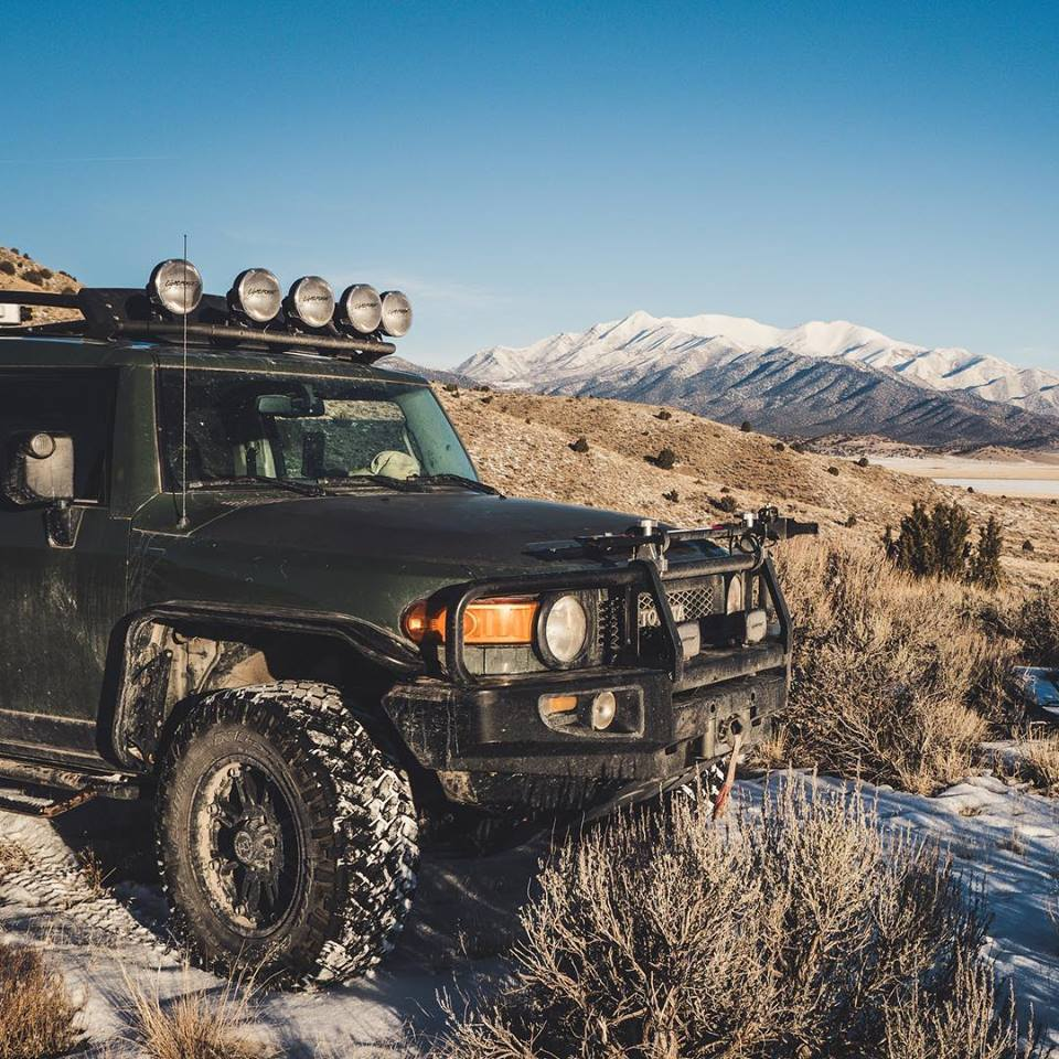 "Lightforce USA ""Striker"" Vehicle LED lights now available"