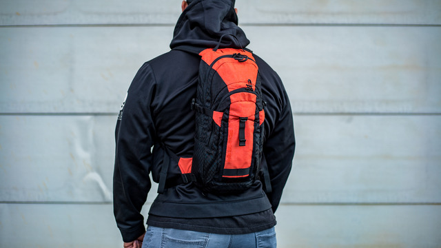 Grey Ghost Gear TQ Hydration Pack