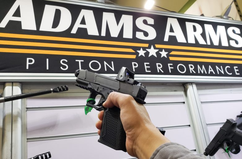 Adams Arms. SHOT Show 2020