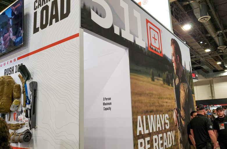 5.11 Tactical. SHOT Show 2020