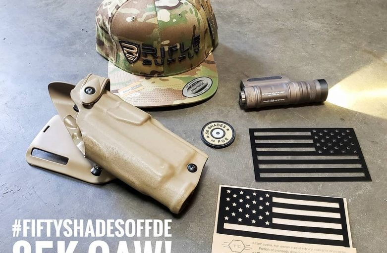 85K Fifty Shades of FDE Give Away!